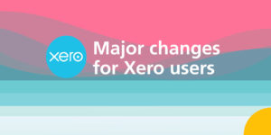 xero changes